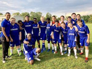 Junior High Boys Soccer
