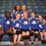 Junior High Volleyball B Team 2018-2019