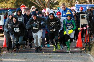 Athletic Boosters Run/Walk (Joyce Park)