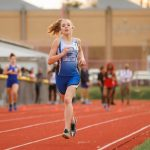 FRESHMAN – Kaylene Lunt Wins 800 and 1600!
