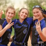 Girls Varsity Softball beats James Gamble Montessori HS 19 – 0