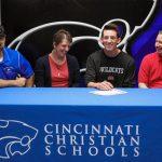 Mitchell Smith signs to play baseball at Indiana Wesleyan University!