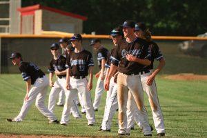 Varsity Baseball vs. Tri-County North 5/24/2019
