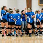 JH Volleyball Team A  19-20