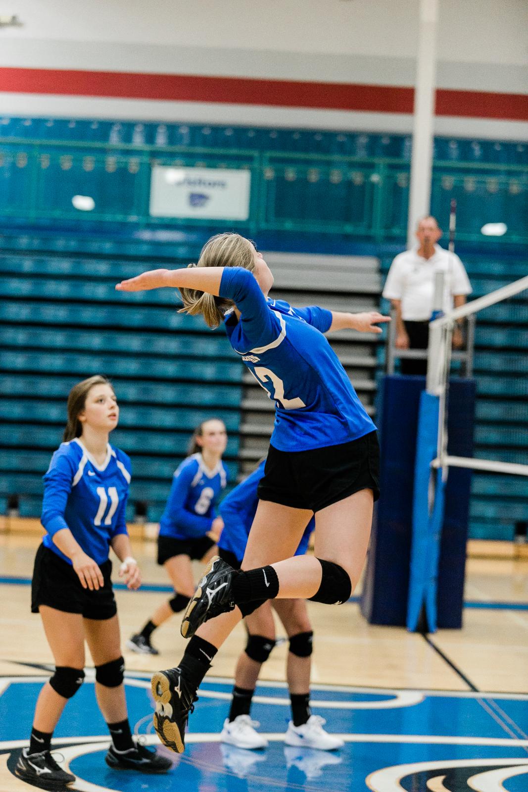 Varsity Volleyball 19-20