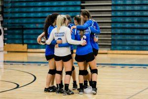 Varsity Volleyball vs. Norwood 8/22/19