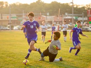 Varsity Boys Soccer vs. Norwood 9/12/19