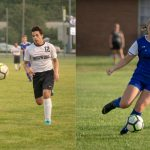 Blake Hallbach + Lizzie Grooms – MVC Athletes of the Week