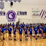 Junior High Volleyball teams continue their winning streak at MVCA!