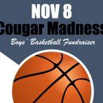 Cougar Madness – November 8