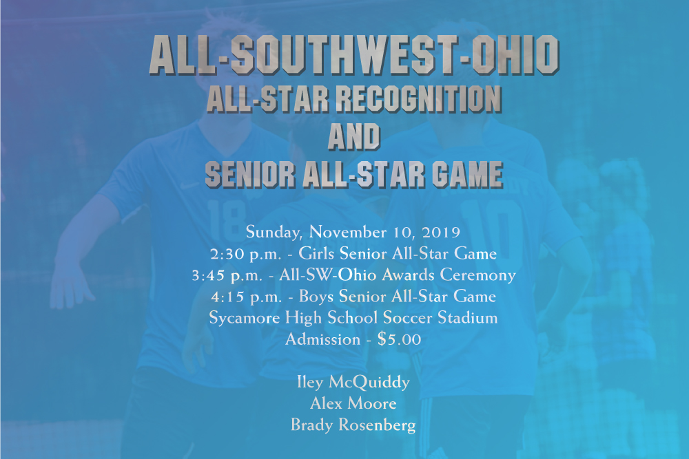 All-Southwest-Ohio All-Star Recognition & Senior All-Star Game