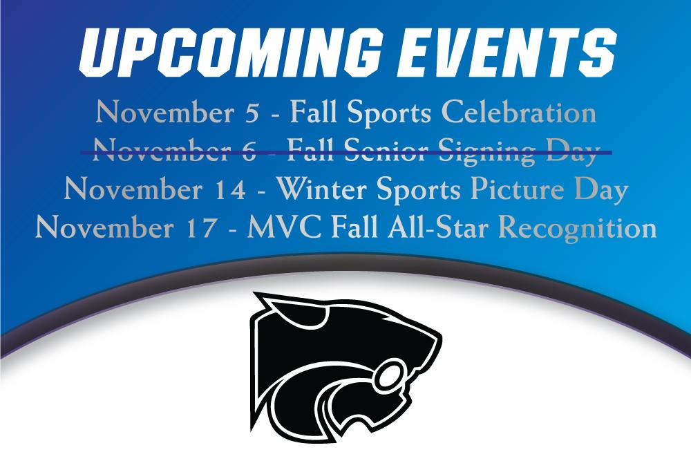 Upcoming Events – November 2019
