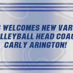 CCS welcomes new varsity volleyball coach!