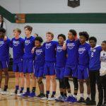 Varsity Boys Basketball vs. Badin 11/30/19