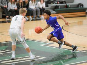 JV Boys Basketball vs. Badin 11/30/19