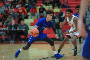 Varsity Boys Basketball vs. NCH 12/3/19