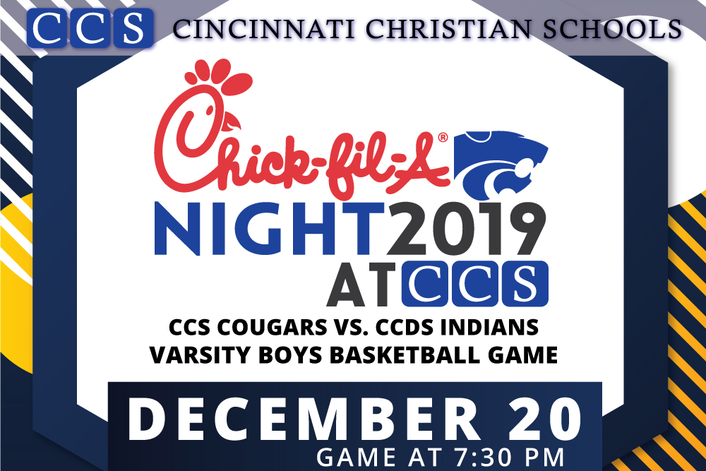 Chick-fil-A Night 2019 at CCS