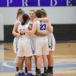Varsity Girls Basketball vs. NCH 12/4/19