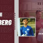 Congratulations to Brady Rosenberg on signing to play soccer at Evangel University!