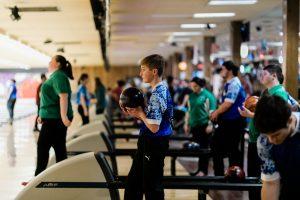 Varsity Boys Bowling vs. New Miami 12/16/19