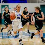 Varsity Girls Basketball vs. New Miami 12/18/19