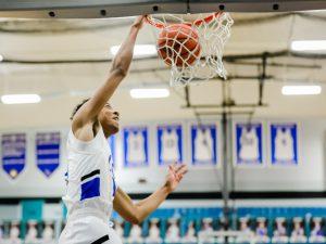Varsity Boys Basketball vs. NCH 1/31/20