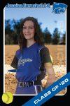 Jessica Fornshell, Softball, Class of 2020