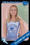 Olivia Mayleben, Track & Field, Class of 2020