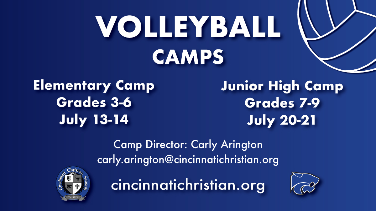 Summer Volleyball Camps – Registration Now Open!