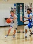 JH Boys Basketball 2020-2021 Season In Full Swing