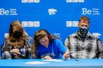Congratulations to Bri Bush on Signing to play softball for Bethel College!!!