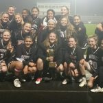 Frederick High School Girls Varsity Lacrosse beat Gov. Thomas Johnson 13-7