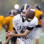 Stadelmann finds way into Cadets' history book