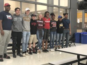 2018 College Signing Days