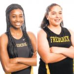 Smith, Tolbald named FNP Indoor Runner & Field Athlete of the Year. Six other Cadets earn All-County