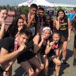 Unified Track and Field Wins Silver at State Championships