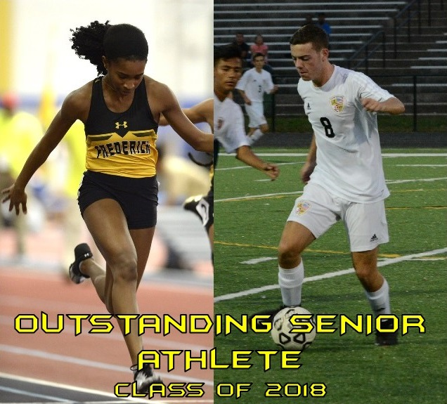 Smith, Struntz Named Class of 2018 Outstanding Senior Athletes