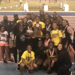 Cadet Girls Capture Second Consecutive MD State Track and Field Title