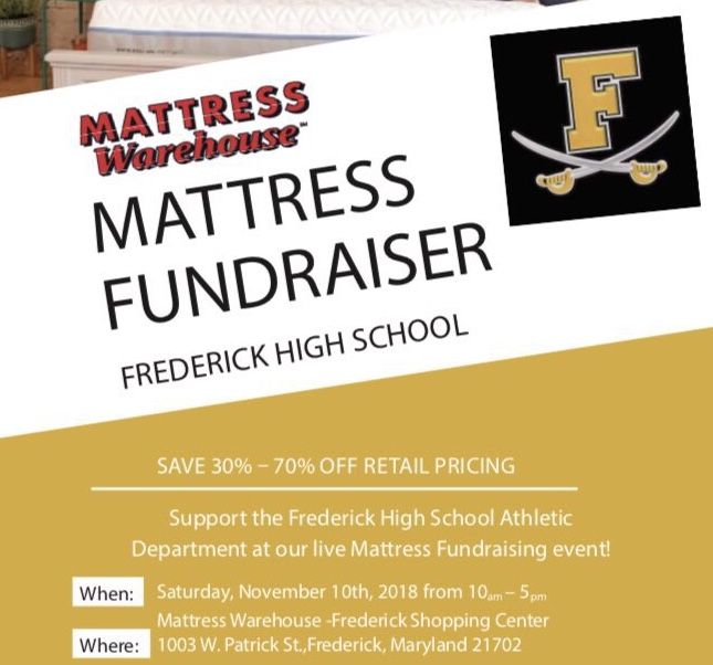 FHS Boosters Mattress Warehouse Fundraiser
