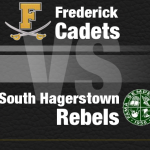 Golf: Cadets fall to Rebels at Hagerstown Greens