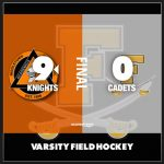 Varsity Field Hockey: Frederick falls to Middletown at home