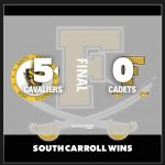 Girls Jv Soccer: Frederick falls to South Carroll at home