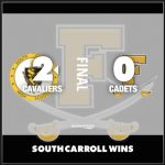 Girls Varsity Soccer: South Carroll holds off Cadets