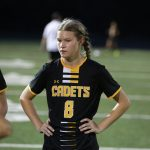 Girls Varsity Soccer vs South Carroll 10/4/18