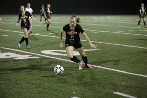 Girls Varsity Soccer vs South Carroll 10/4/18