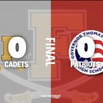 Girls Jv Soccer: Cadets and Patriots tie