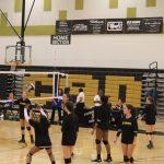 Photo Gallery: Varsity Volleyball vs Liberty. Photos by Destiny Spacil