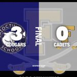 Varsity Volleyball: Cougars down Cadets in three sets