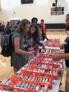 """Fall Sports """"G"""" Day presented by Gatorade and Cadet Sports Medicine"""