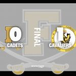 Boys Varsity Soccer: Cadets fall in Winfield to South Carroll